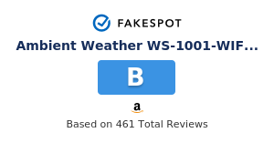 ambient weather ws 1001 wifi firmware
