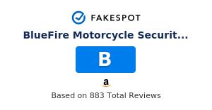BlueFire Upgraded Motorcycle Security Kit Alarm System Engine Start Arming Disarming Anti-Hijacking Cutting Off Remote