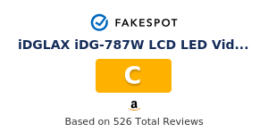 Fakespot Idglax Idg 787w Lcd Led Video Multi Media Mini Portable Projector Fake Review And Counterfeit Analysis
